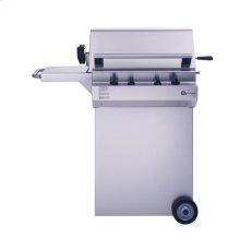 "24"" GE Monogram® Outdoor Cooking Center Portable Cart"