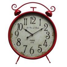 Fire Station Wall Clock