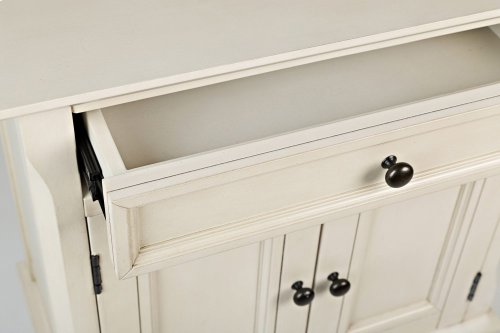 Avignon Ivory Door Nightstand