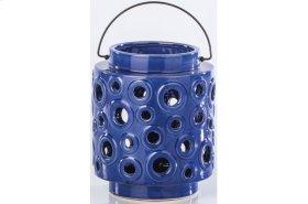 Navy Acquario Lantern - Set of 4