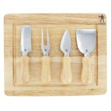 Henckels International Cooking Tools 5-pc Cheese Knife Set