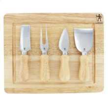 Henckels International Cooking Tools 5-pc Cheese Knife Set