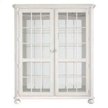 Retreat-Newport Storage Cabinet in Saltbox White