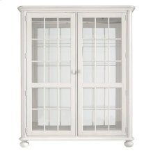 Retreat-Newport Storage Cabinet in Saltbox White