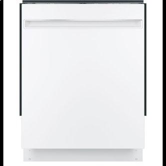 "GE™ 24"" Built-In Dishwasher White - GDT225SGLWW"