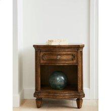 Hillside Telephone Table - Chestnut