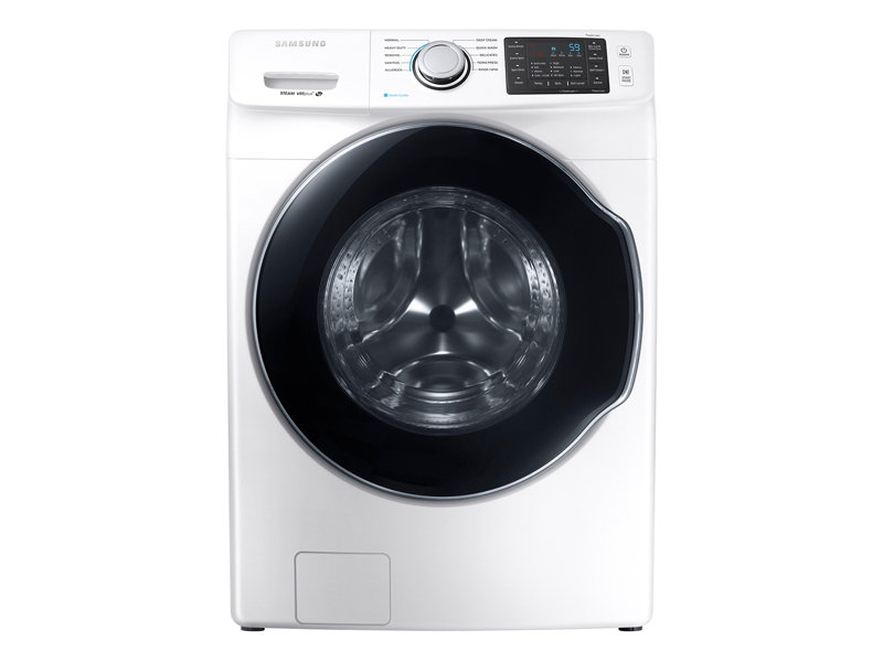 The Samsung Wf45m5500aw Front Load Washer