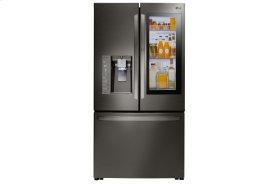 LG Black Stainless Steel Series 24 cu. ft. InstaView Door-in-Door® Counter-Depth Refrigerator