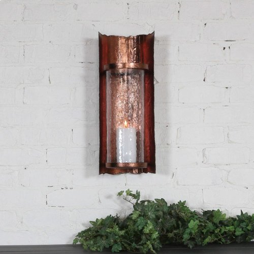 Goffredo Candle Sconce