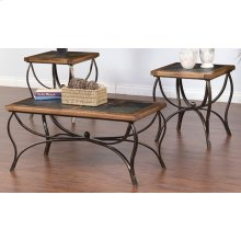 Sedona 3-pc Occasional Table Set