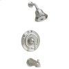 Portsmouth Flowise Bath/shower Trim Kits - Oil Rubbed Bronze