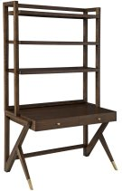 ED™ Ellen DeGeneres Viretta Writing Desk and Hutch Product Image