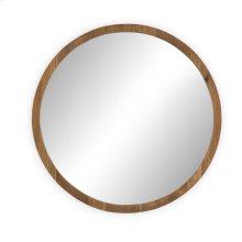 Holland Round Mirror