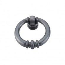 Newton Ring 1 1/2 Inch - Pewter Light