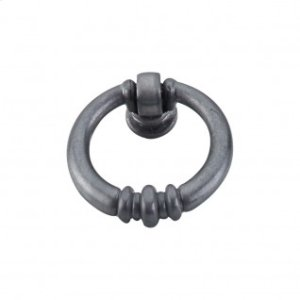 Newton Ring 1 1/2 Inch - Pewter Light