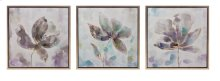 Larissa Framed Oil Paintings - Ast 3