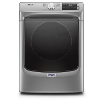 Maytag(R) Front Load Gas Dryer with Extra Power and Quick Dry Cycle - 7.3 cu. ft. - Metallic Slate