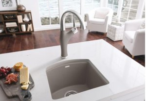 Blanco Artona Bar Faucet - Anthracite
