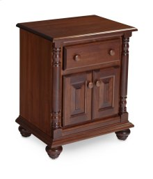 Savannah Nightstand with Doors