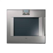 """200 series oven BO 281 611 Stainless steel-backed full glass door Width 30"""" (76 cm) Left-hinged"""