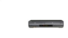 DVD/VHS Combo Player