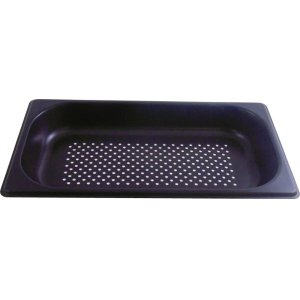 Half Size Non-Stick Pan - Perforated GN 154 130 -
