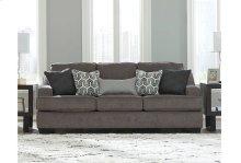 Sofa - Contemporary Sofa with 5 Pillows -