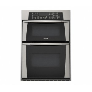 Stainless Steel Whirlpool Gold 30 In Built Microwave Oven Combination