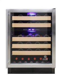 Connoisseur Series 46 Dual Zone Wine Cooler