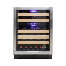 Connoisseur Series 46 Dual Zone Wine Cooler
