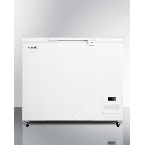 SummitCommercial -45 C Capable Chest Freezer With Digital Thermostat and 8.1 CU.FT. Capacity