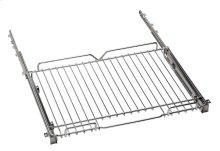 """Telescopic glide shelf kit for 48"""" and 30"""" ranges Chrome"""