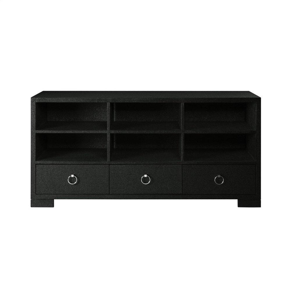 Franki A/V Cabinet, Black