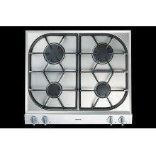 KG 260: 24-inch gas cooktop