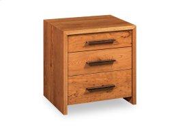 Wildwood 3-Drawer Nightstand