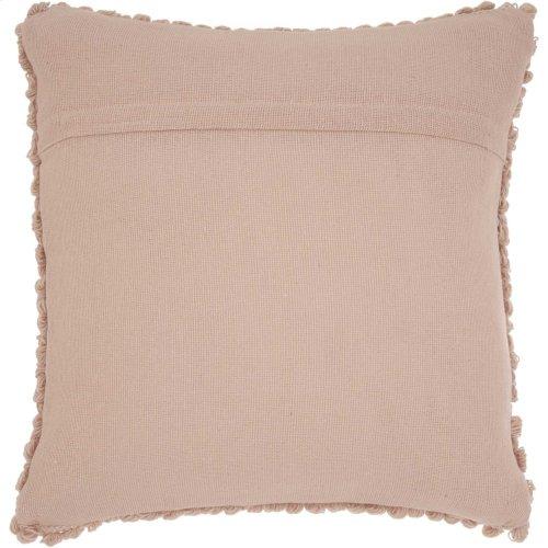 """Life Styles Dc142 Blush 20"""" X 20"""" Throw Pillows"""