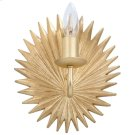 Abelie Wall Sconce - Gold Leaf Product Image