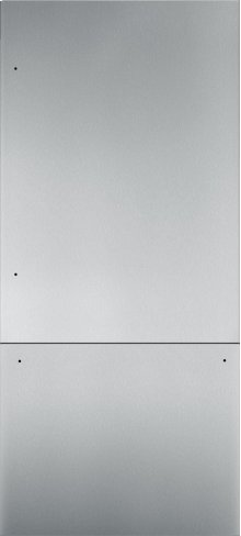 "36"" Stainless Steel Panel Set for Bottom-Freezer - Flat TFL36IB800"