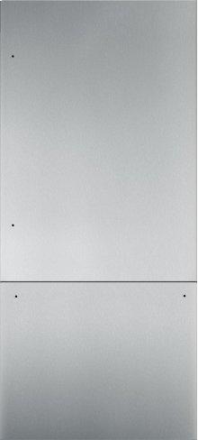 "36"" Stainless Steel Panel Set for Bottom-Freezer - Flat TFL36IB800"