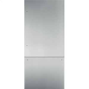 "Thermador36"" Stainless Steel Panel Set for Bottom-Freezer - Flat TFL36IB800"