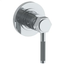 "Wall Mounted Thermostatic Shower Trim, 3 1/2"" Dia."