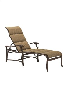 Ravello Padded Sling Chaise Lounge