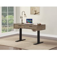 Brighton 48 in. Power Lift Desk (from 29 1/2 in. to 55 in.) Product Image