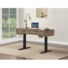 Brighton 48 in. Power Lift Desk (from 29 1/2 in. to 55 in.)