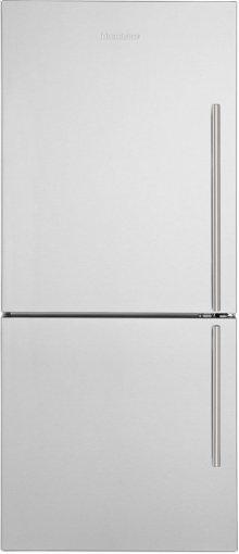 30 Inch Bottom-Freezer Refrigerator