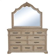 Monterey 10 Drawer Dresser in Sandcastle Beige Product Image