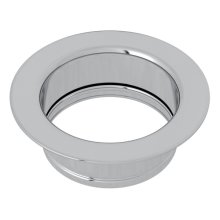 Polished Chrome Disposal Flange