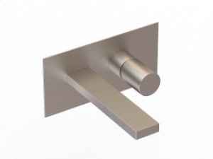 In Wall Lav Faucet - Brushed Nickel Product Image