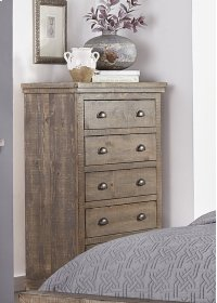 Chest - Weathered Gray Finish Product Image