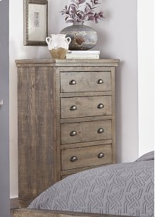 Chest - Weathered Gray Finish